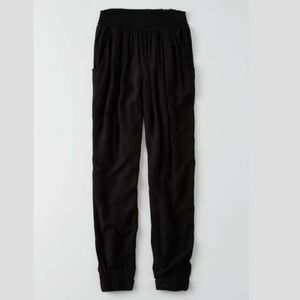 Harem Style Jogger Pants